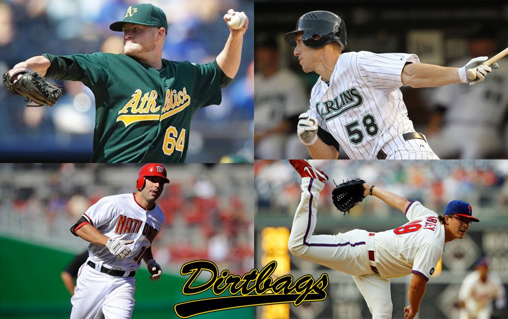 Nick Vincent joins MLB/'08 Long Beach State's Danny Espinosa ...