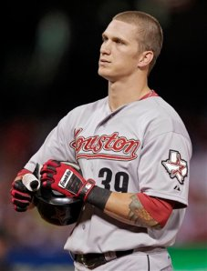 2011 Top 20 American in the ABL Brandon Barnes made his MLB debut in 2012