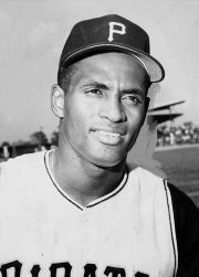 Pittsburgh Pirate Roberto Clemente