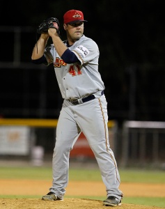 #26 Andrew Kittredge of the Adelaide Bite (photo by Theron Kirkman / SMP Images)