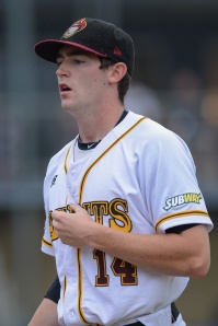 Pitcher Chris Smith (Steve Bell/SMP Images)