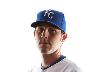 #11 Cody Clark of the Brisbane Bandits spent six seasons in the Kansas City Royals minor leagues before embarking to play in the ABL.