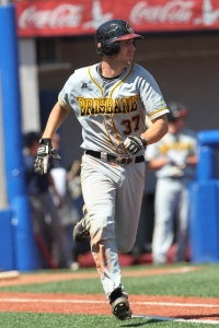 #11 Cody Clark of the Brisbane Bandits (Brett Crockford / SMP Images)