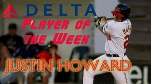 Justin Howard Player of the Week