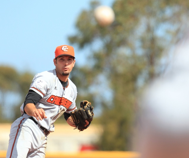 #5 Kody Hightower of the Canberra Cavalry represented Team World in the 2012 ABL All-Star Game ( Scott Powick / SMP Images)