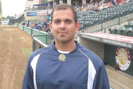 Under the guidance of Québec Capitales manager Pat Scalabrini, John Mariotti has led the team to two consecutive Can-Am League Championships.
