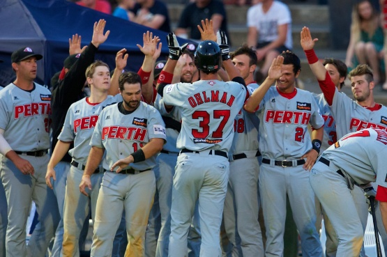 #7 Michael Ohlman of the Perth Heat (Photo by Ryan Schembri / SMP Images)