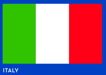 italy colors