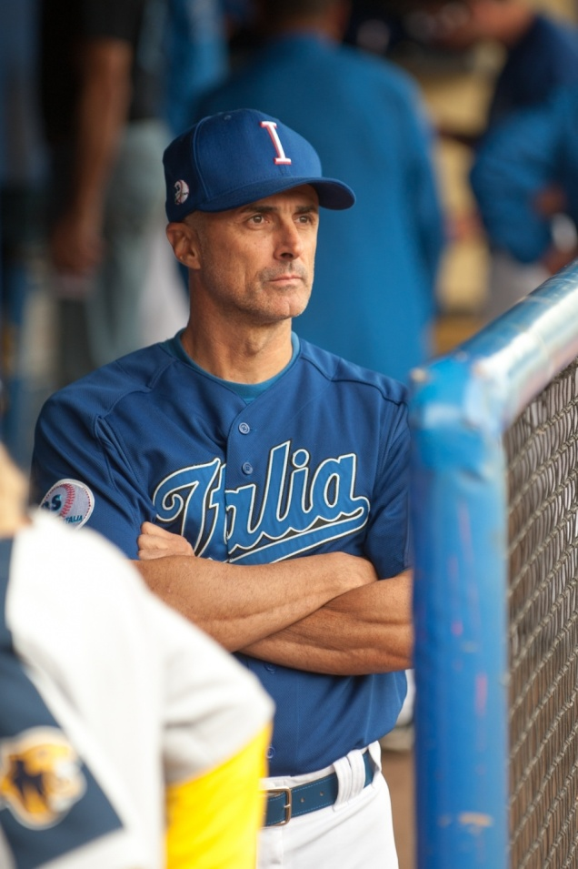 Team Italy manager Marco Mazzieri has gained the respect of the European baseball community and the Italian people--especially his dedicated players and coaching staff who share in his belief of hard work and fellowship.