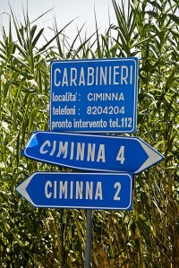 The Rizzo Family originally hails from Ciminna, Sicily.