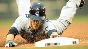 The San Diego Padres are blessed with Chris Denorfia.