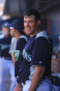 Seattle Mariners' Alex Liddi was the first Italian-born-and-raised player to make it to MLB.