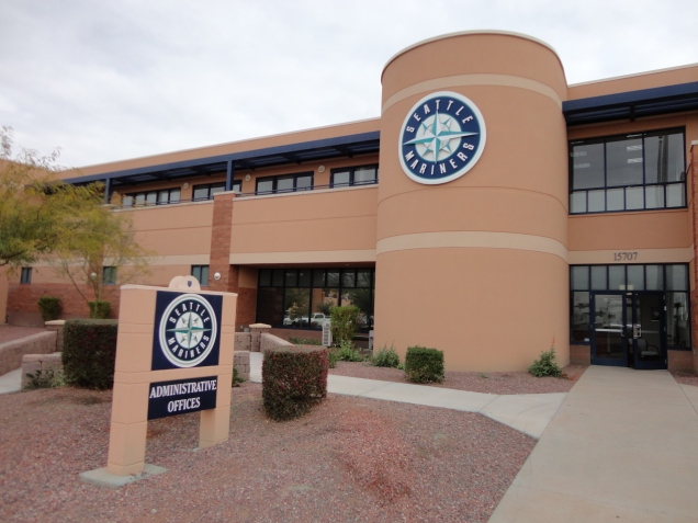 Seattle Mariners Spring Training Administrative Offices in Peoria, Arizona
