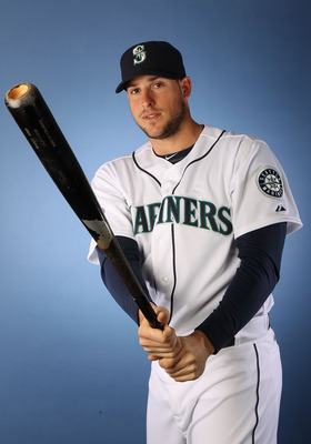 Alex Liddi of the Seattle Mariners will make all those of Italian heritage proud at Angel Stadium on September 22nd.