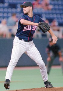 Dan Serafini pitched for six teams in seven MLB seasons from 1996-2007.