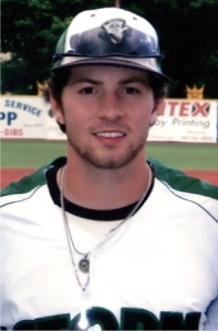 Lake Erie's Reid Rizzo in 2012