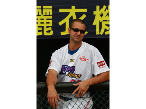 Matt Torra spent the last part of 2013 in Taiwan pitching for the RDA Rhinos.