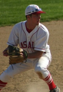 After setting records at Cincinnati's La Salle High School in 2010, shortstop Reid Rizzo received a scholarship to play at Lake Erie College.