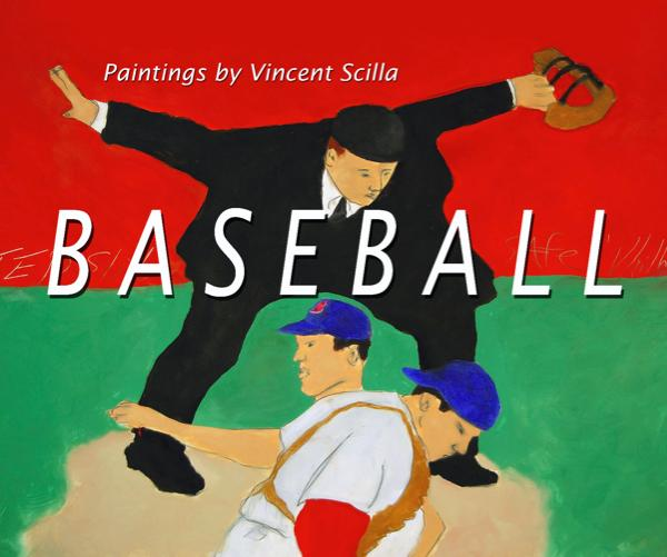 "Vincent Scilla's critically-acclaimed book ""BASEBALL"" was published by MQ Publications of London."