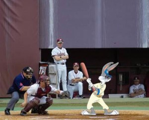 Bugs Bunny is considered by many insiders including Nomar Garciaparra as baseball's best all-time player.
