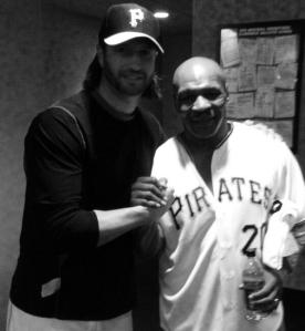 Jason Grilli and Mike Tyson