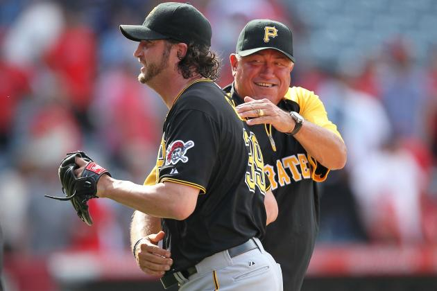 Pittsburgh Pirates manager Clint Hurdle wrote the foreword for Jason Grilli's new autobiography.