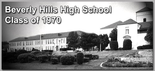 Alex Liddi's father, Augustine Liddi, graduated from Beverly Hills HIgh School in 1970.