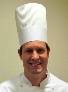 Dodger Stadium Executive Chef Jason Tingley