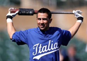 Jack Santora has played for Team Italia since 2006.