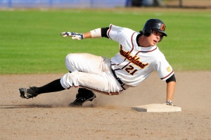 Twins' prospect Max Kepler played for Germany in the WBC Qualifier in Regensburg.