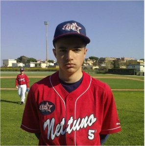 LA Dodgers prospect Federico Giordani played in the youth league for Nettuno Lions before joining  the Nettuno Baseball Club.