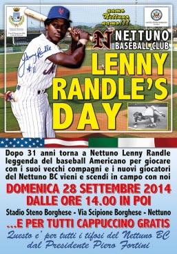 Lenny Randle leads Nettuno, Italy's baseball revolution – mlbblogger