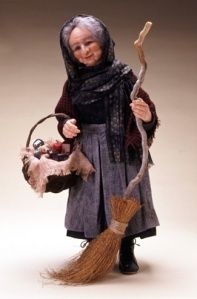 La Befana is one of Italy's oldest and most celebrated legends.