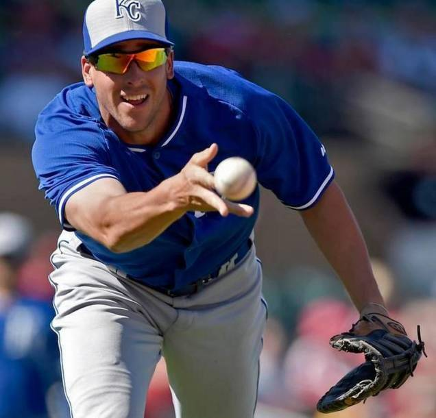 Having made his MLB debut with the Seattle Mariners in 2012, Alex Liddi can play both first and third base.