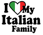 I-love-my-italian-family