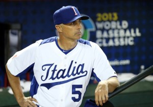 Manager Marco Mazzieri led underdog Team Italia to the second round of the 2013 World Baseball Classic.
