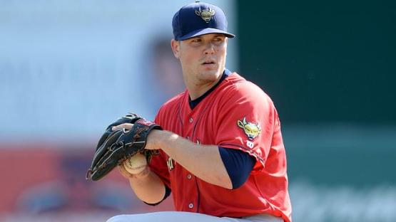 24-year-old Salt Lake City native Trey Nielsen pitched for Single-A Advanced Palm Beach Cardinals in 2015.