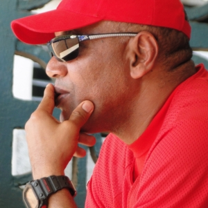 Team Cuba manager Victor Mesa in 2015