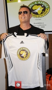 Ali Campbell has been avid supporter of human rights worldwide.