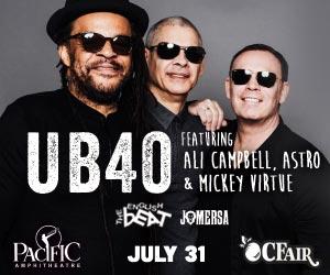 UB40 at OC Fair