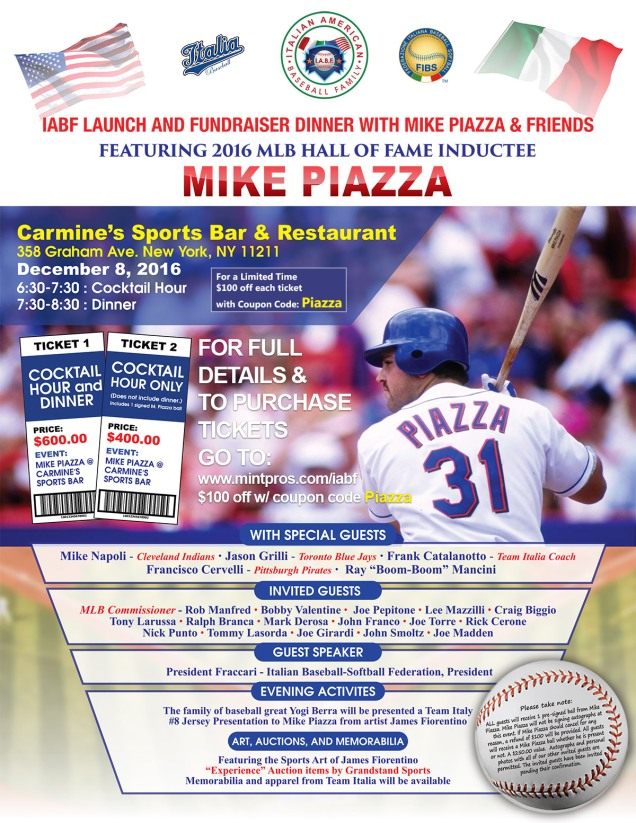 Mike Piazza Flyer Outlined copy