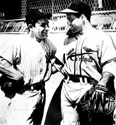 Yogi Berra and Joe Garagiola