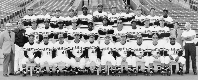 1971 Pittsburgh Pirates